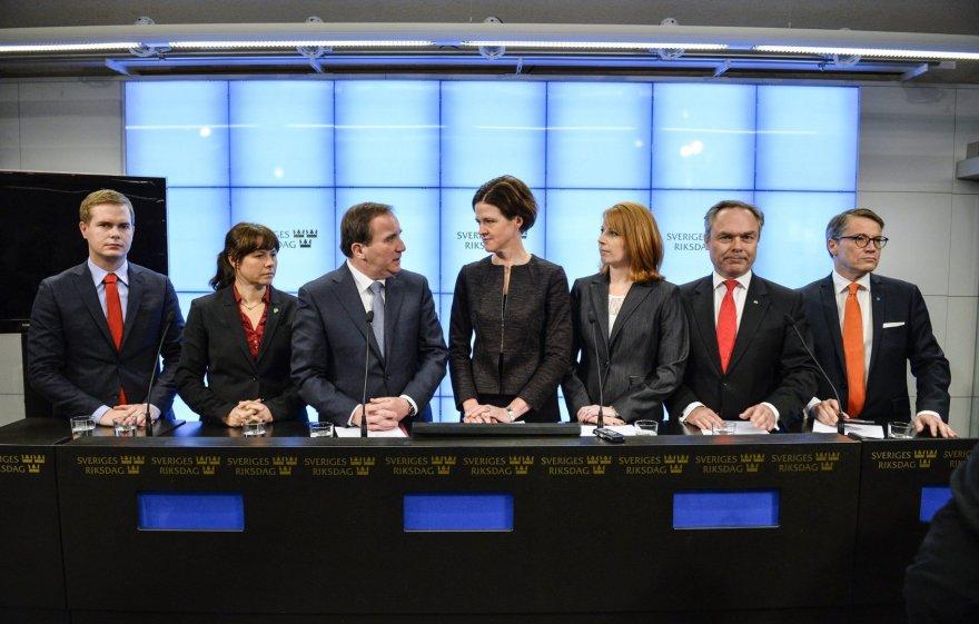 Švedijoje atšaukti pirmalaikiai rinkimai