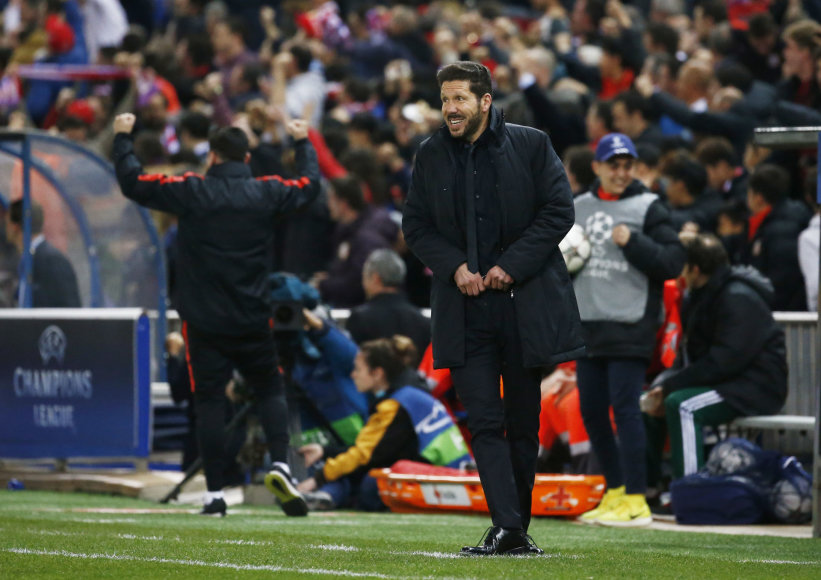 """Reuters""/""Scanpix"" nuotr./Diego Simeone"