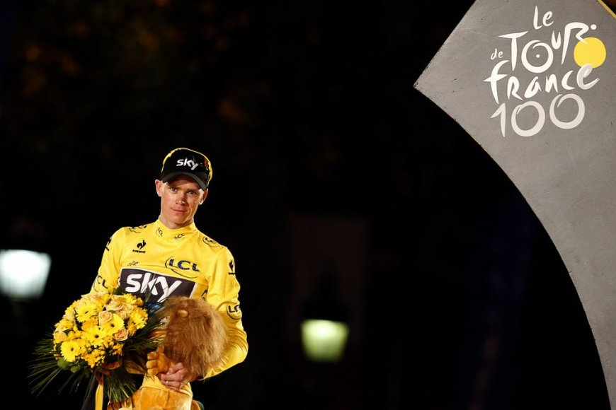 Chritopheris Froome'as