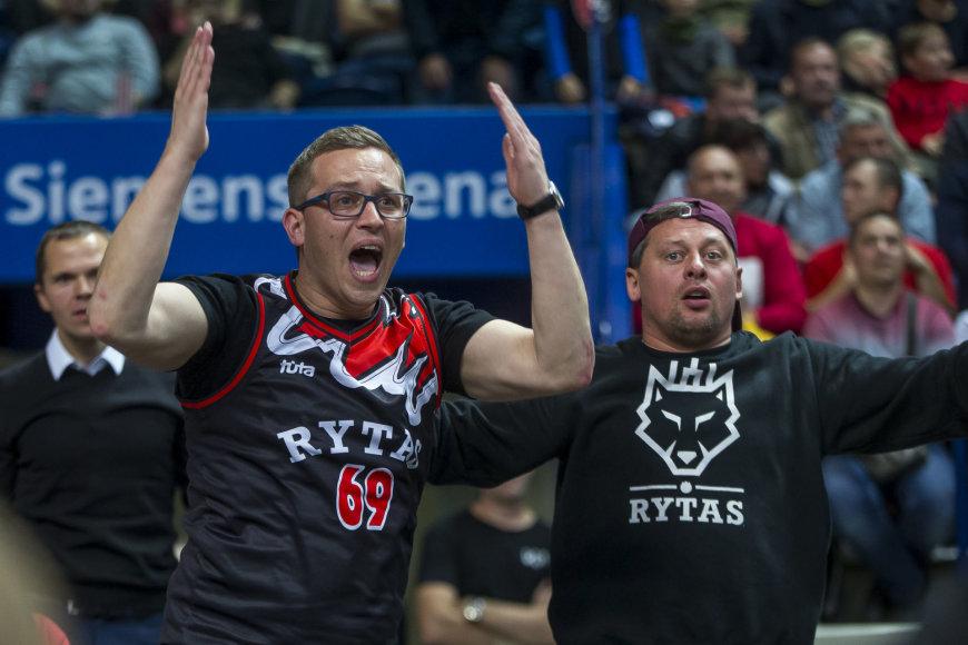 """Roko Lukoševičiaus / 15min nuotr./Europos taurė, susitinka: Vilniaus """"Rytas"""" ir Belgrado """"Partizan NIS"""""""