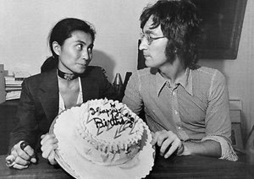 Džonas Lenonas ir Joko Ono