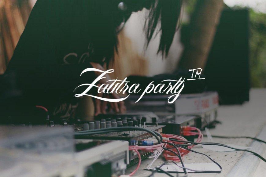 Zautra party gimtadienio vizitas Lietuvoje.