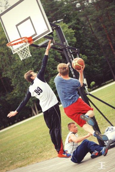 Praūžė krepšinio turnyras ORAKULAS 3x3