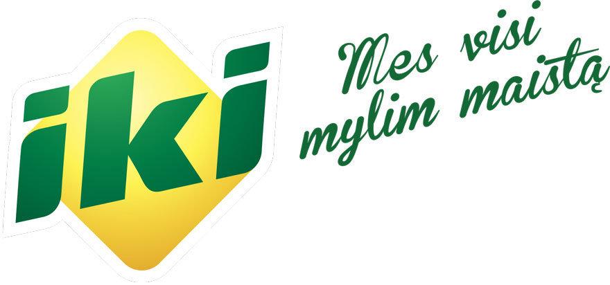 IKI logotipas