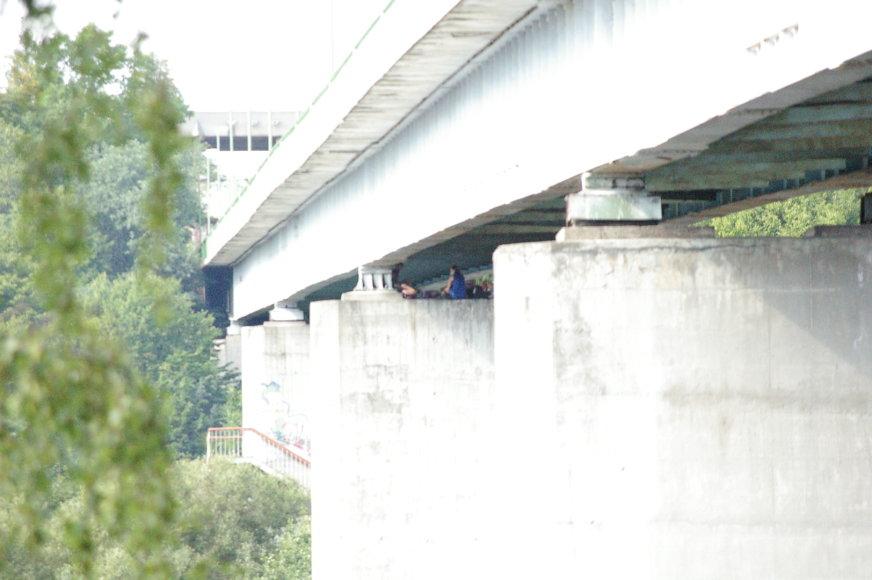 Kauno Trijų mergelių tiltas