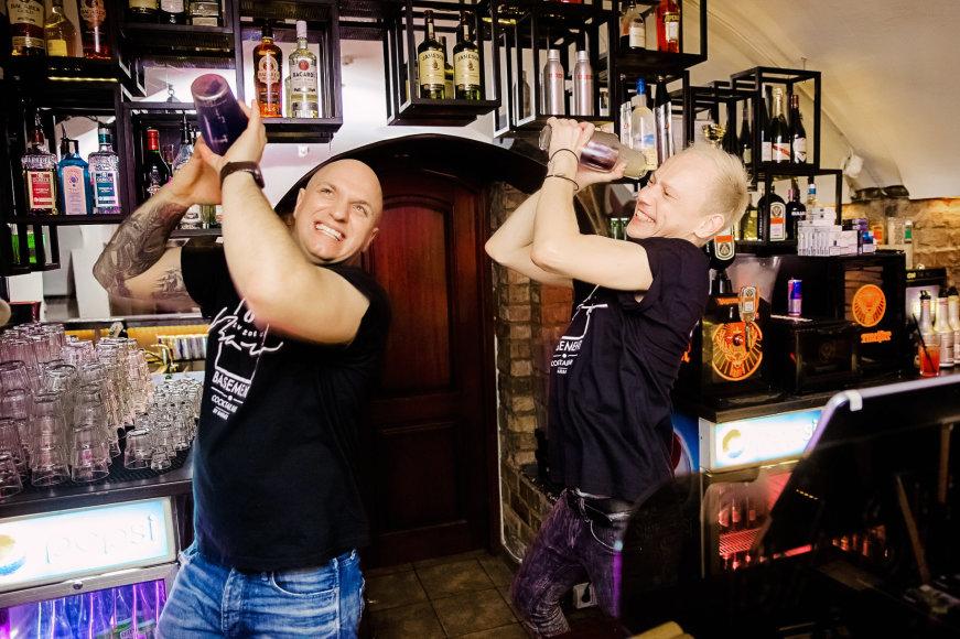 """Projekto """"Žvaigždė už baro"""" nuotr./Gytis Ivanauskas"""
