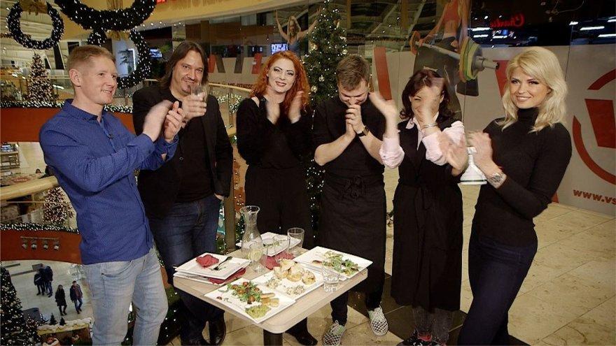 """TV3 nuotr./Laidos """"Virtuvės istorijos"""" akimirka"""