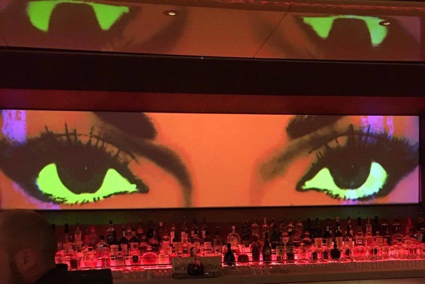 Asmenio albumo nuotr./Viešnagės Las Vegase akimirka
