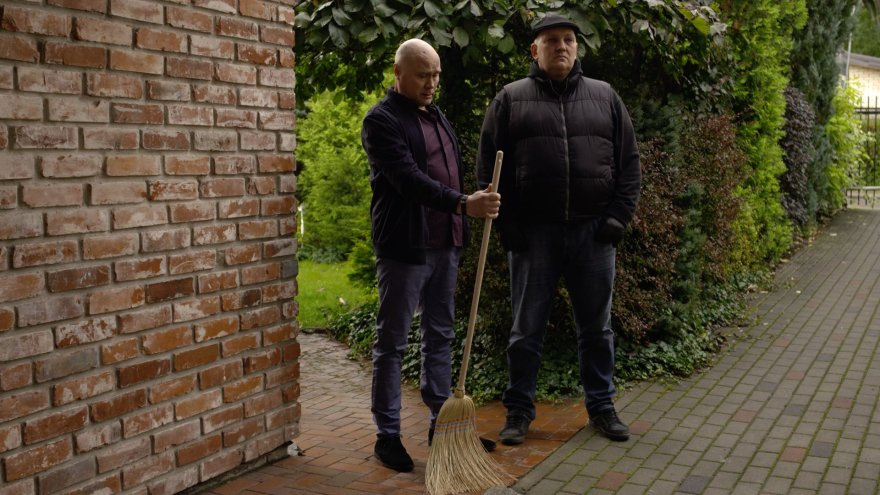 """TV3 nuotr./Rolandas Boravskis seriale """"Pasmerkti"""""""