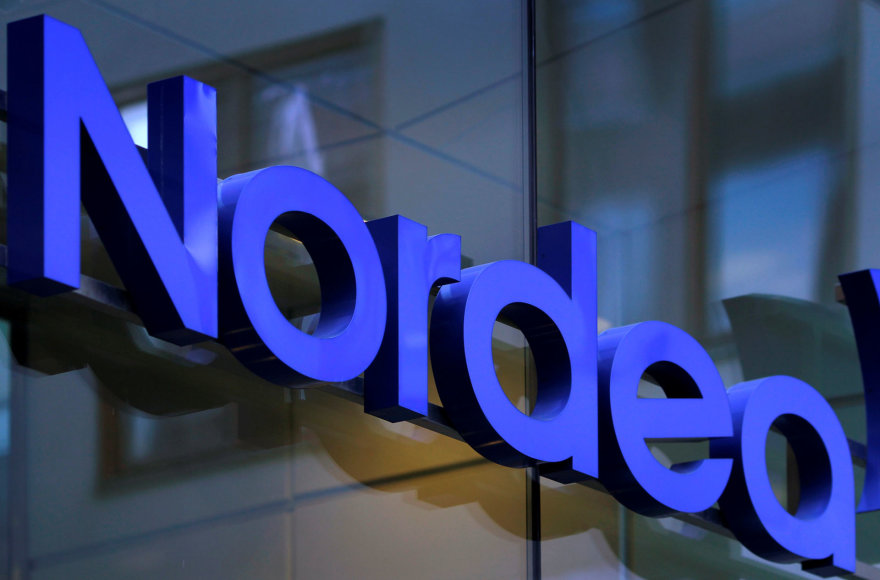 """Reuters""/""Scanpix"" nuotr./""Nordea"" bankas"