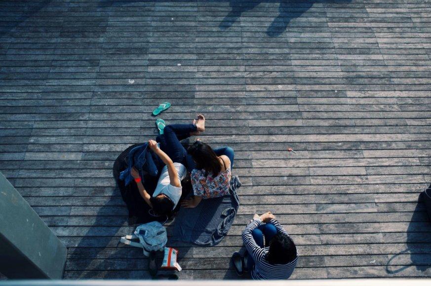 Projekto partnerio nuotr./6 gyvenimo pamokos, kurių išmokstama po paskaitų