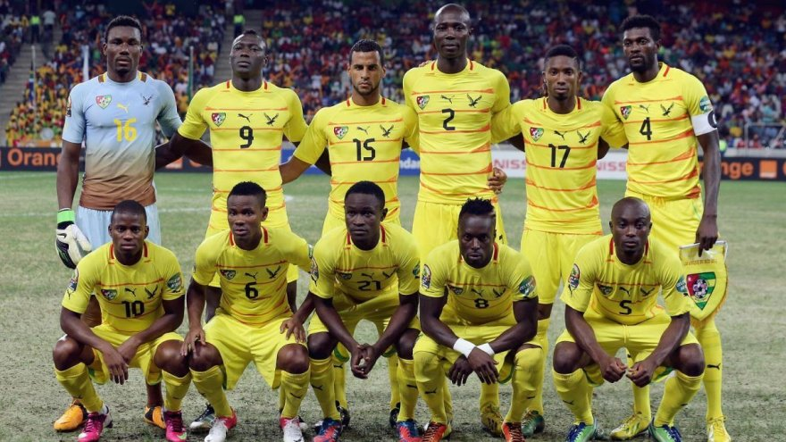 """Scanpix"" nuotr./Togo futbolo rinktinė"