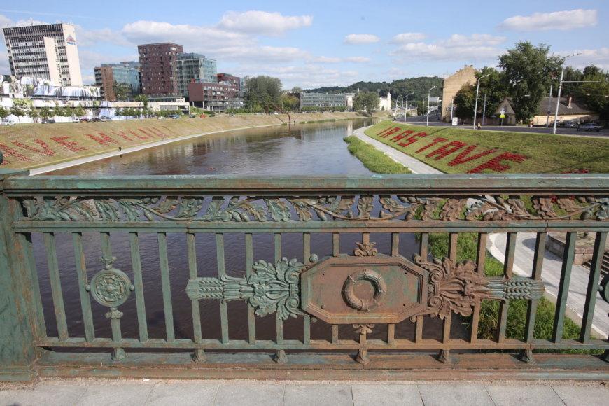 Vidmanto Balkūno / 15min nuotr./Žaliasis tiltas