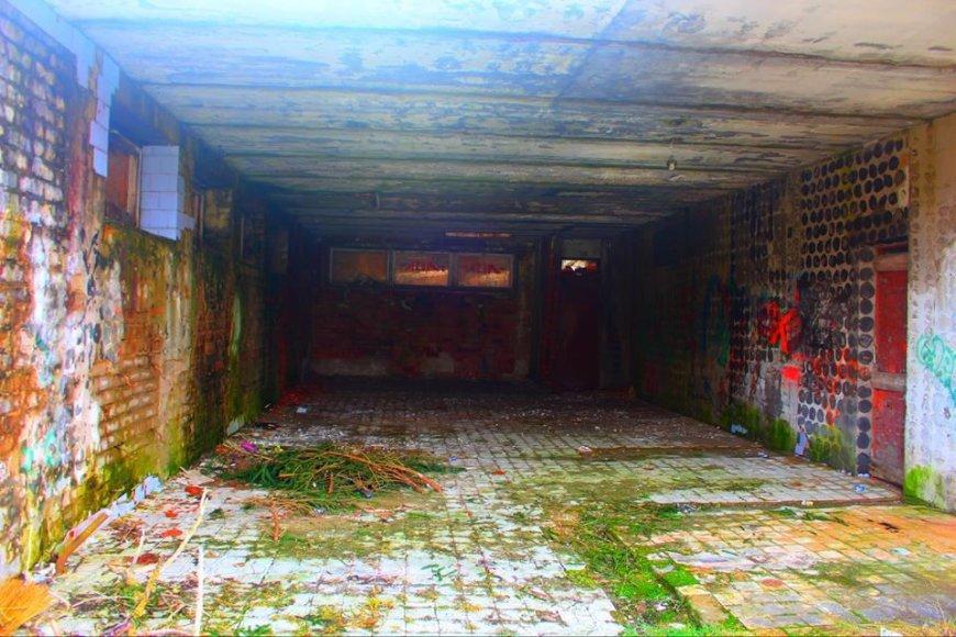 Ruslano Photography nuotr./Apleistame pastate Molėtuose rastas lavonas