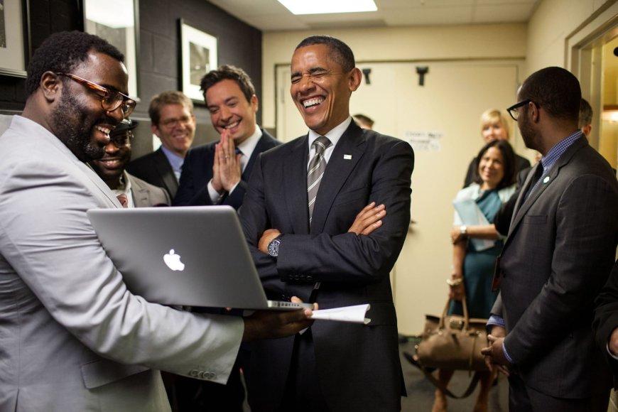 Vida Press nuotr./Barackas Obama