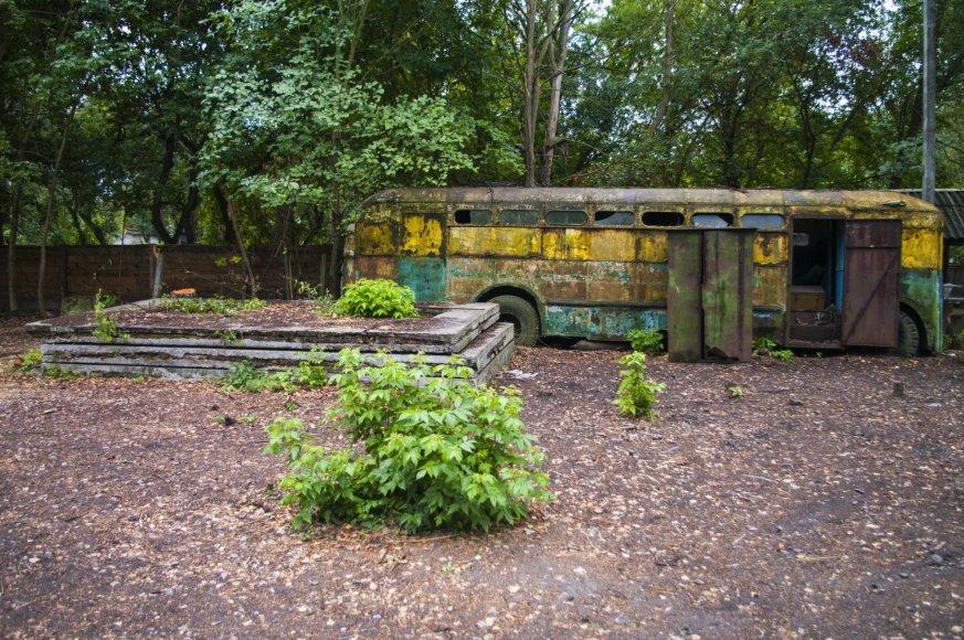 Daumanto Liekio nuotr./Černobylio flora ir fauna