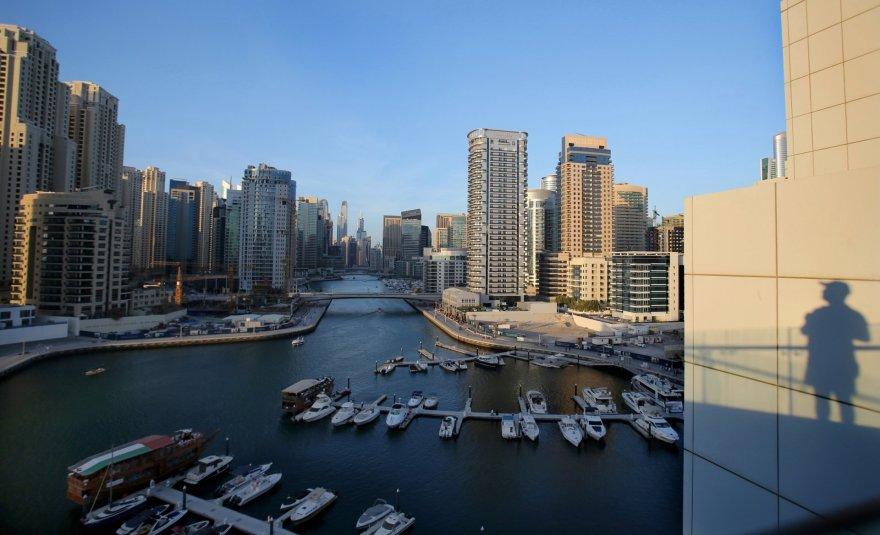 """""""Scanpix""""/AP nuotr./Dubajus – Arabijos Manhatanas"""