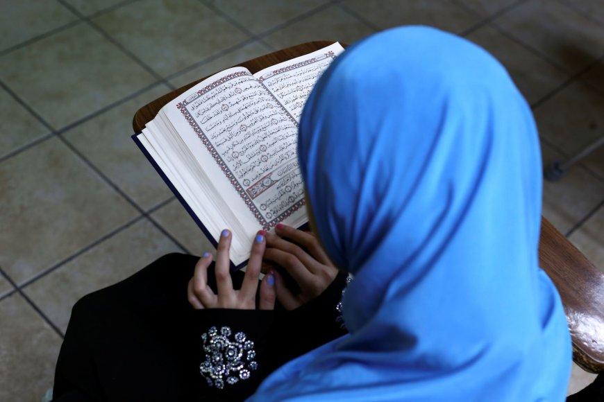 """""""Reuters""""/""""Scanpix"""" nuotr./Musulmonė"""