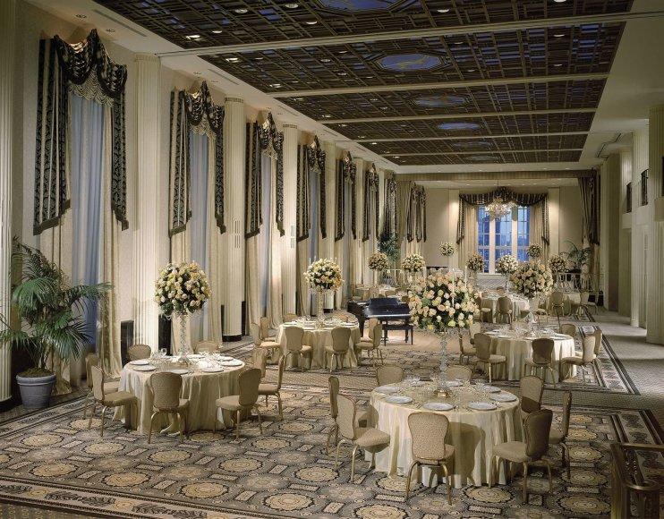 """""""Waldorf Astori"""" nuotr./""""Waldorf Astori"""" viešbutis Niujorke"""