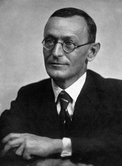 Vida Press nuotr./Hermannas Hesse
