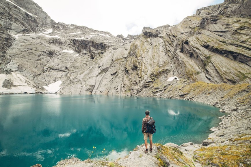 Vida Press nuotr./Naujosios Zelandijos nacionalinių parkų grožis