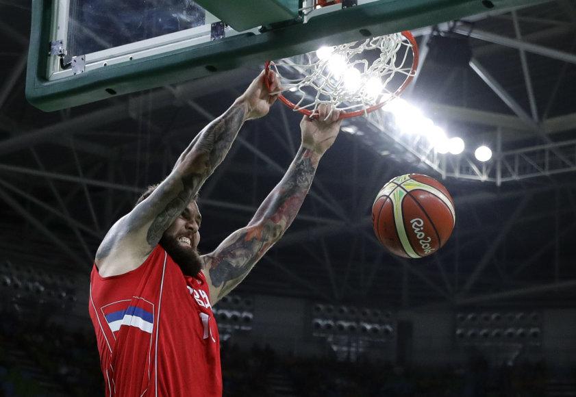 "AFP/""Scanpix"" nuotr./Miroslavas Raduljica"