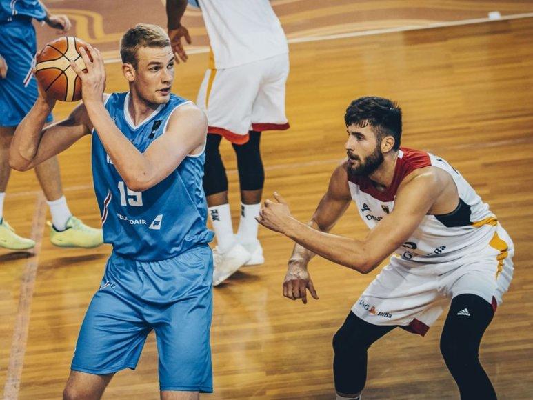 FIBA.com nuotr./Tryggvi Hlinasonas