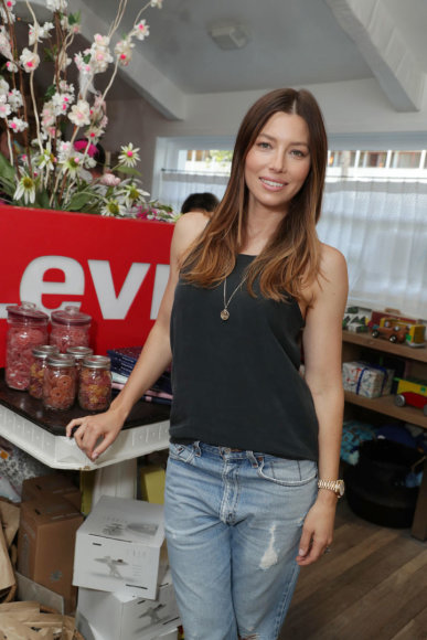 Vida Press nuotr./Jessica Biel