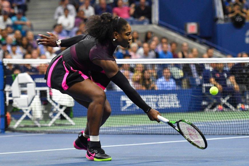 """Scanpix"" nuotr./Serena Williams"