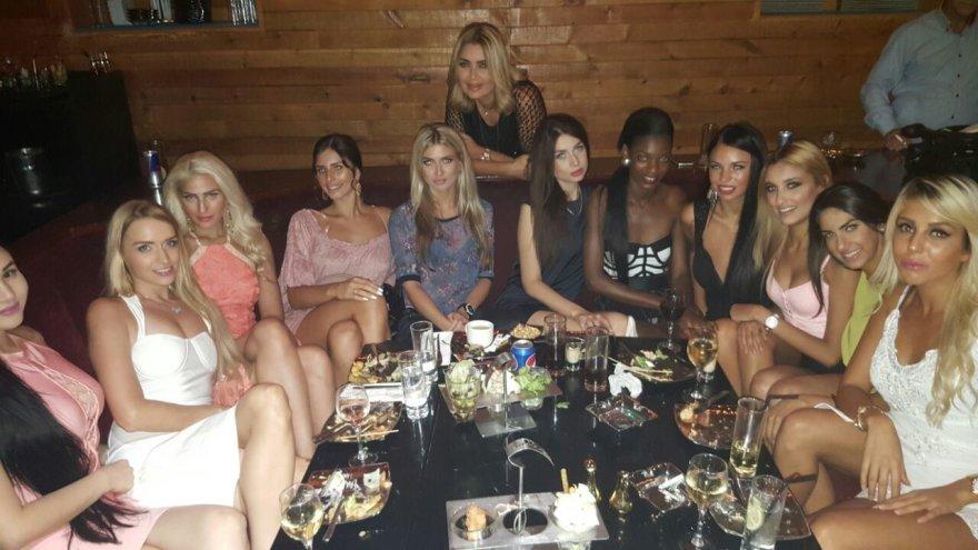 "Asmeninio albumo nuotr./Jelena Adomauskaitė konkurse ""Miss Tourism Universe 2016"""