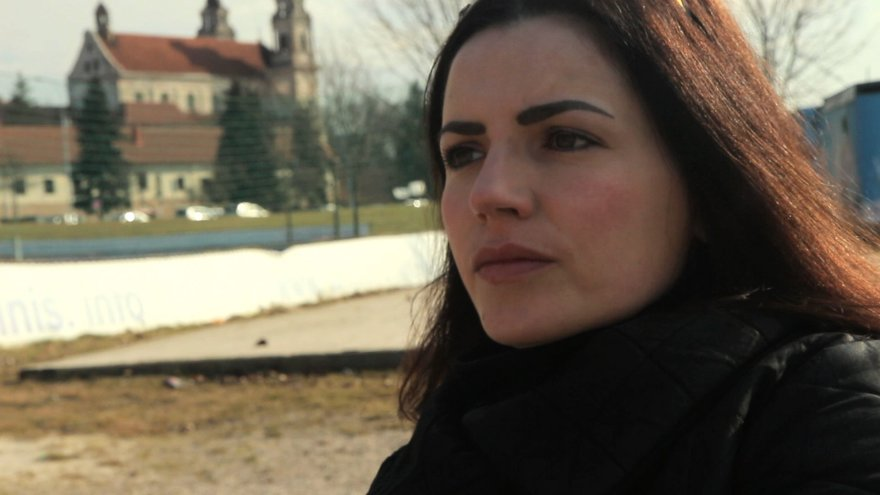 Stop kadras/Renata Šakalytė-Jakovleva