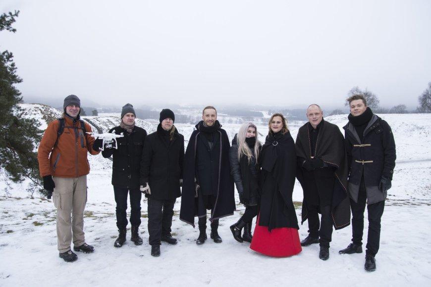 """Manto Stankevičiaus nuotr./Grupė """"Žalvarinis"""""""