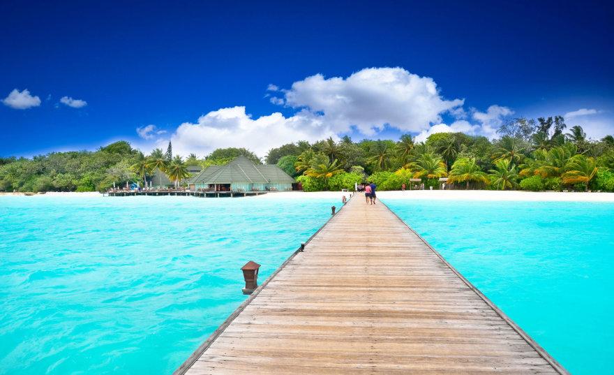123rf.com/Maldyvai – tūkstantis tobulų atostogų salelių