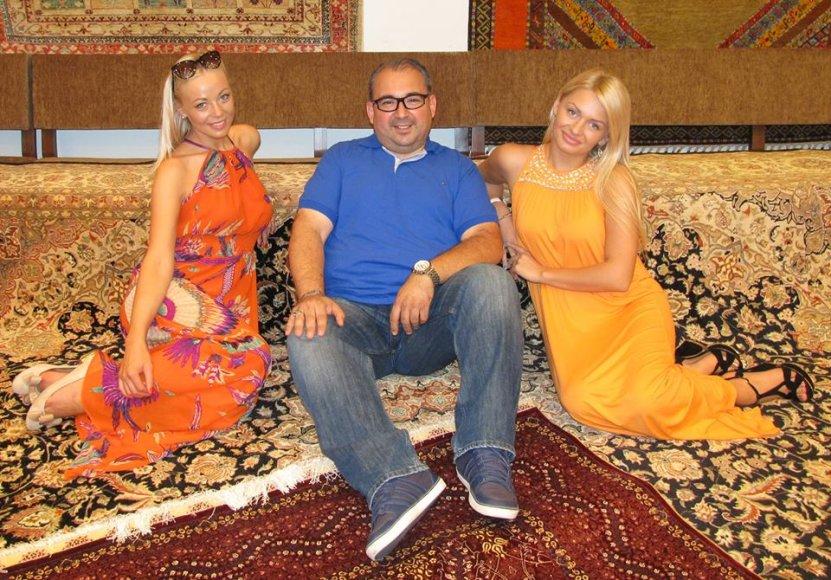 Vilija Pilibaitytė-Mia (kairėje)