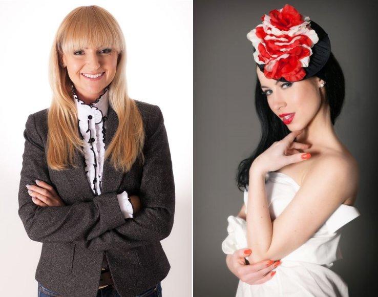 Marija Vaštakė ir Ingrida Kazlauskaitė