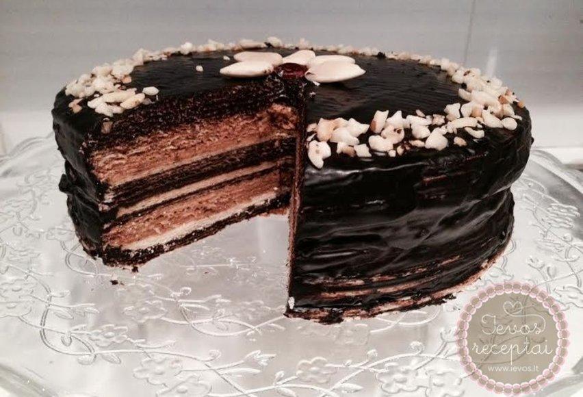 Vaflinis tortas