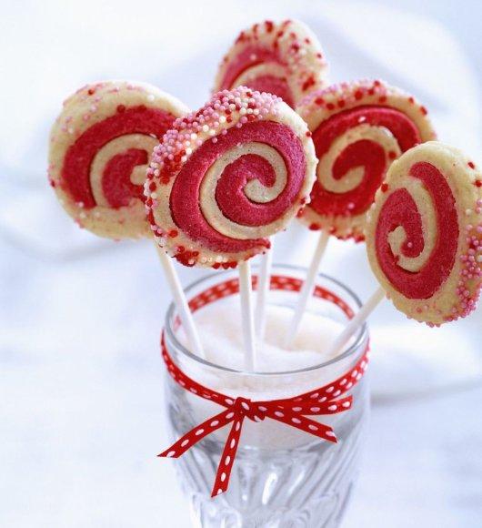 Sausainių ledinukai