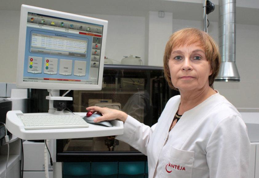 Gydytoja Birutė Tarutienė