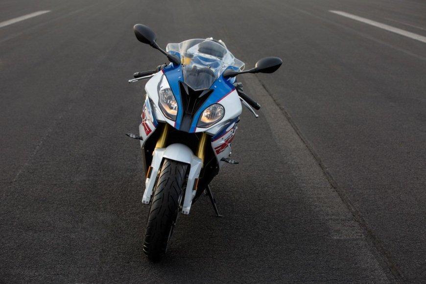 BMW nuotr./BMW S1000 RR