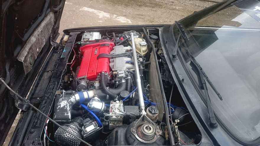 "Autoplius.lt nuotr./""Lancia Delta Integrale"""