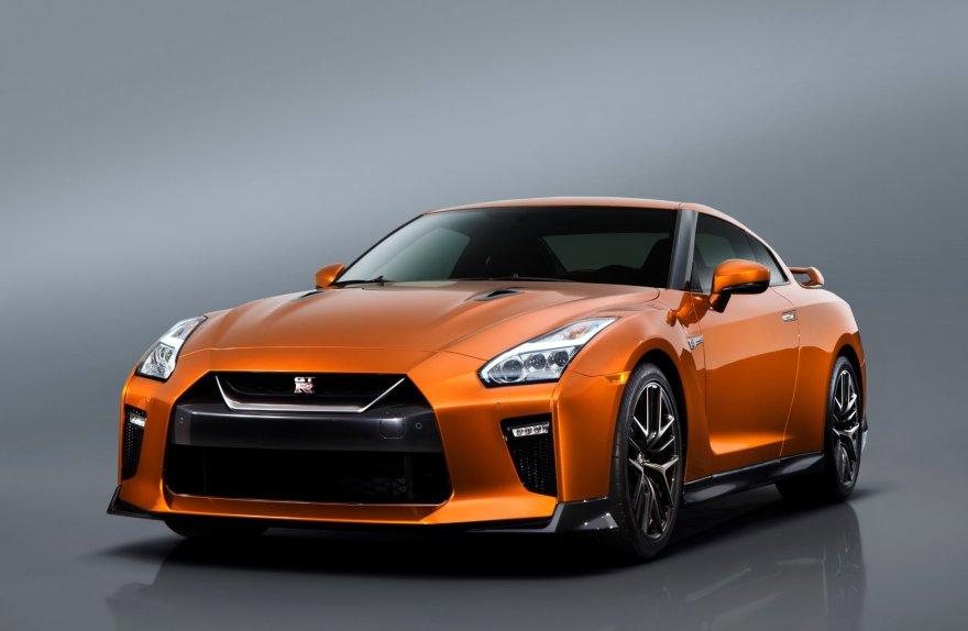 """Nissan"" nuotr./""Nissan GT-R"""