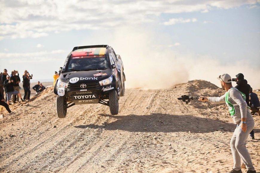 iGo2Dakar nuotr./Trečioji Dakaro diena