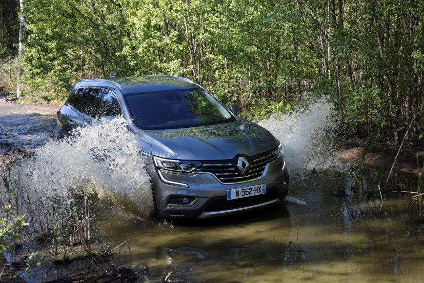 """""""Renault"""" nuotr./Naujasis """"Renault Koleos"""""""