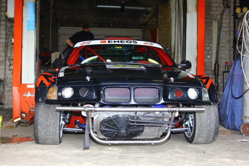 Tomo Markelevičiaus nuotr./BMW M3