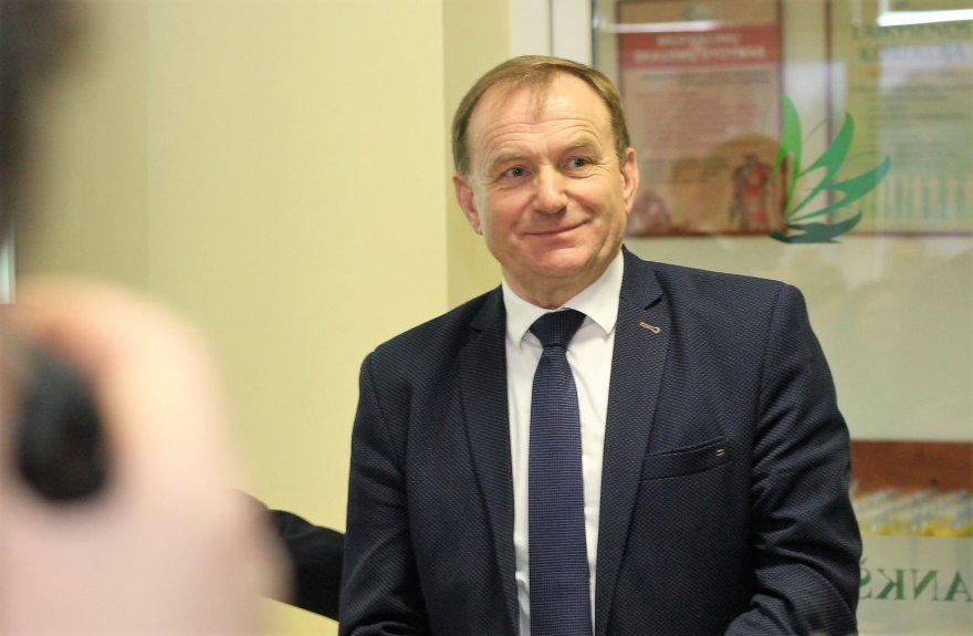 Alvydo Januševičiaus nuotr./Antanas Bartulis