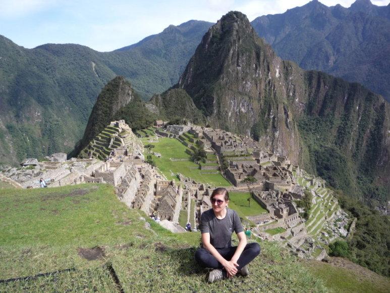 Asmeninio archyvo nuotr./Ventės klajonės Peru.