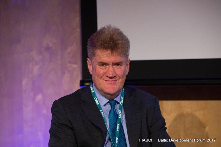 FIABCI Baltic Real Estate Development Forum 2017/Richardas Holbertonas