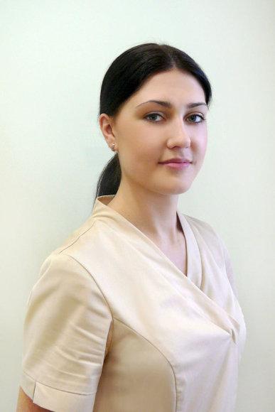 Asmeninio archyvo nuotr./Kosmetologė Ugnė Želvytė