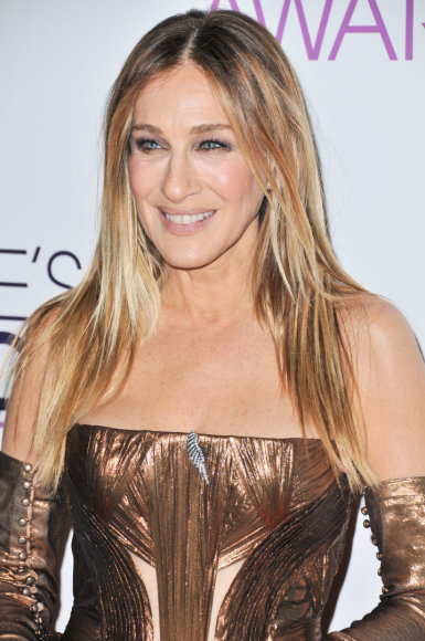 Vida Press nuotr./Sarah Jessica Parker