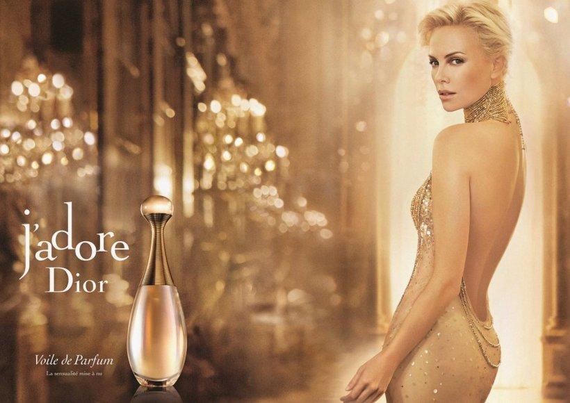 "Vida Press nuotr./Charlize Theron – ""Dior"" kvepalų kampanija"